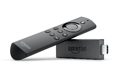 Fire TV Stick mit Alexa Sprachfernbedienung