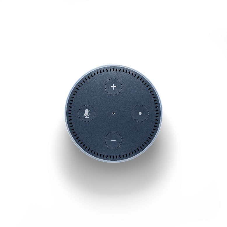 Echo Dot-Black, Top.jpg