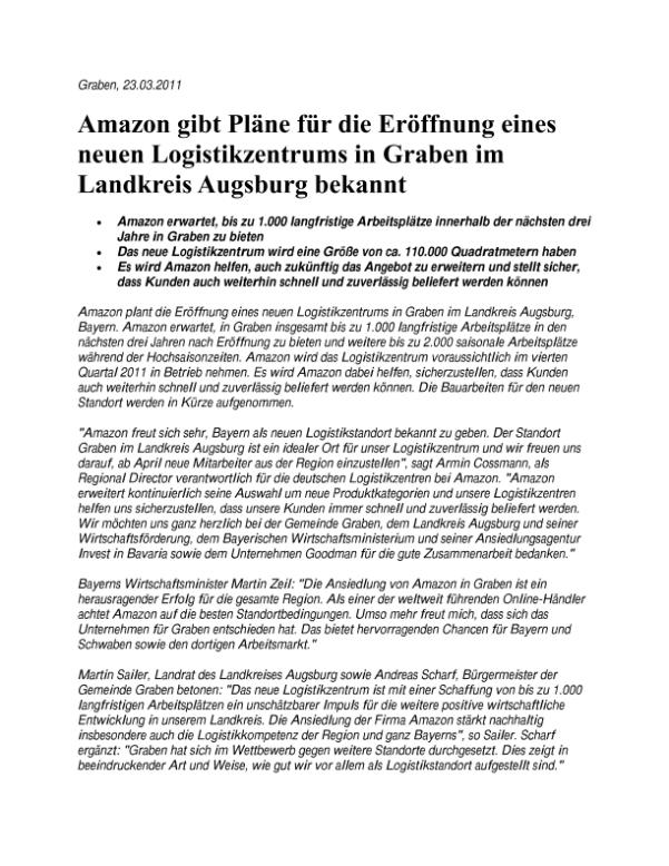 Firmen Weihnachtsgeschenke F303274r Kunden.Amazon Newsroom Presskit