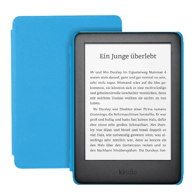 Fire HD 10 Kids Edition und Kindle Kids Edition