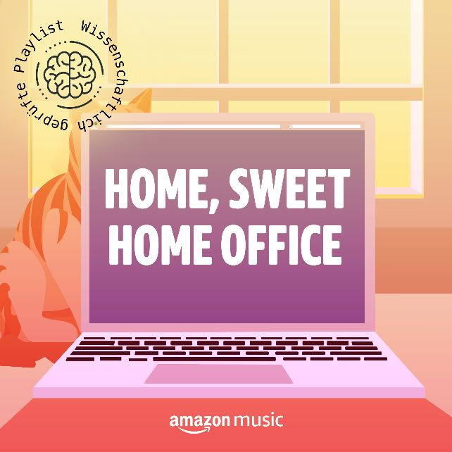 Amazon Music Playlist Home Office