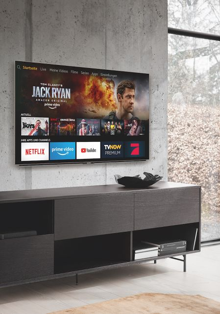 Fire TV Edition Smart-TVs