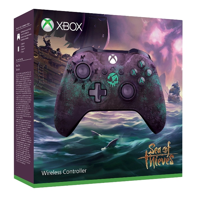 "Wireless Controller ""Sea of Thieves Limited Edition"" von Xbox One"