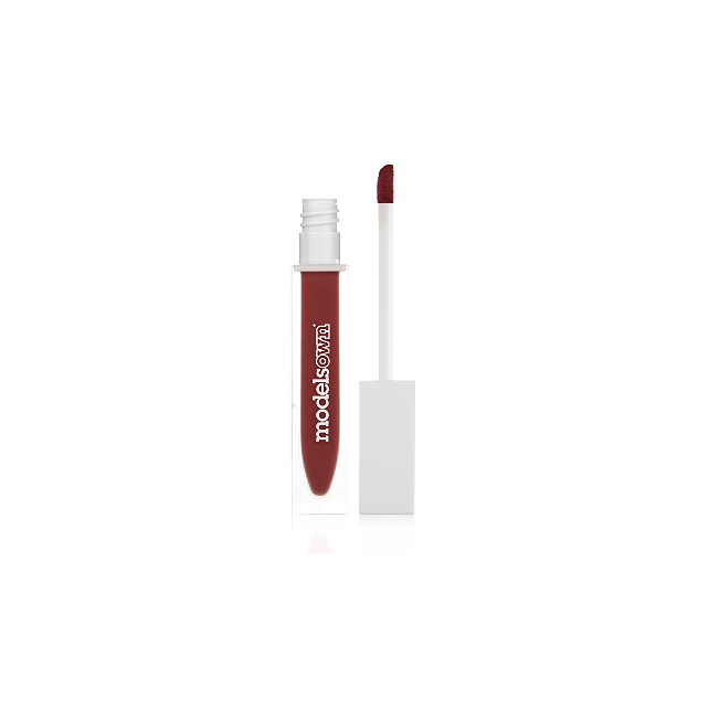Liquid Lipstick in mattem Berry Cool von Models Own