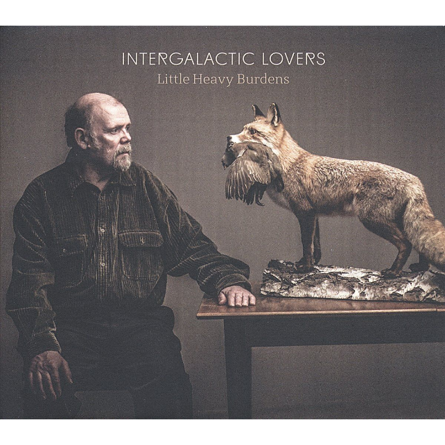 Musikalbum von Intergalactic Lovers
