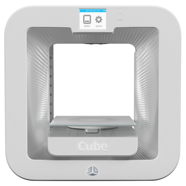 3DSYSTEMS Cube 3D Printer