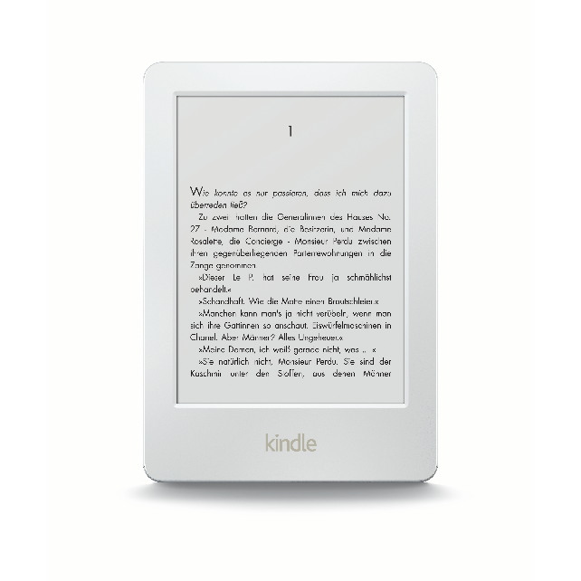 Kindle White Edition