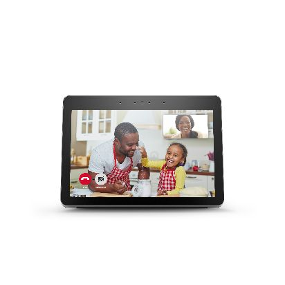 Echo Show, Sandstone, Front On.jpg