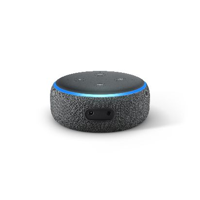 Echo Dot, Charcoal, Back Side.jpg