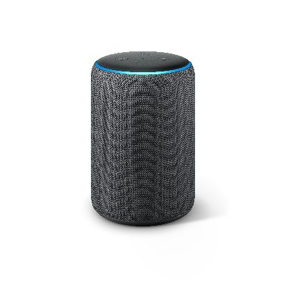 Echo Plus, Charcoal, Front On.jpg