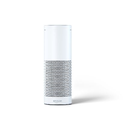 Amazon Echo -White, Front.jpg