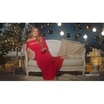 "Amazon Music zeigt neue Mini-Doku über die Entstehung von Mariah Careys ""All I want for Christmas is You"""