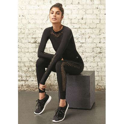 Aurique_Mesh_Top_Black_Mesh_Leggings_Black