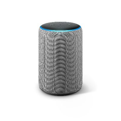 Echo Plus, Heather Gray Front On.jpg