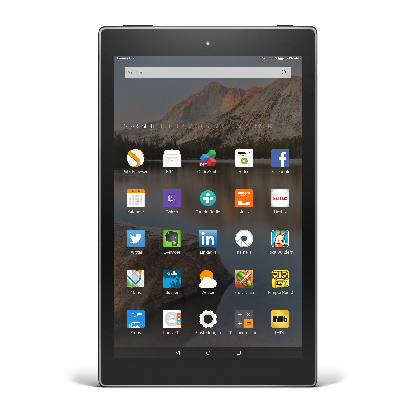 Presskit Fire HD 10