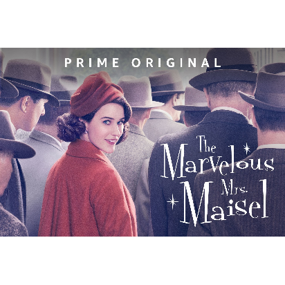 The Marvelous Mrs. Maisel - Staffel 1