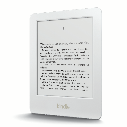 Kindle White Edition Presskit