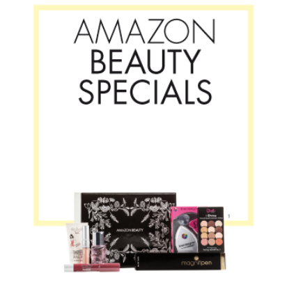 AMAZON BEAUTY SPECIALS