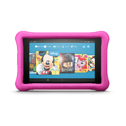 Presskit Fire HD 8 Kids Edition