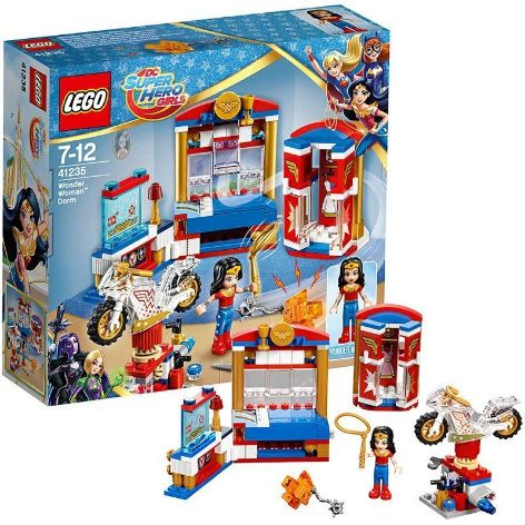 Wonder Woman von Lego