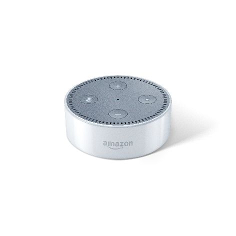 Echo Dot-White, Front.jpg