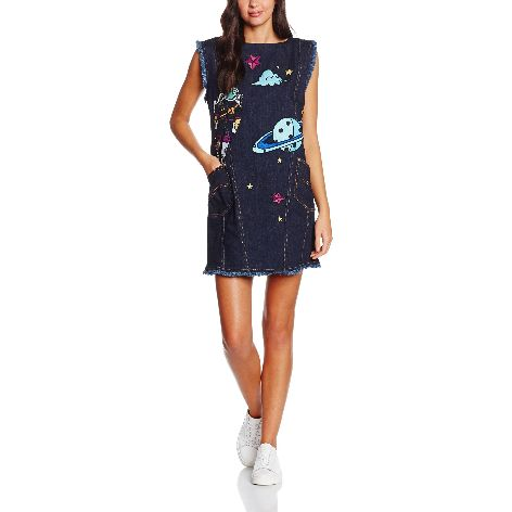 "House Of Holland ""Space"" Kleid"