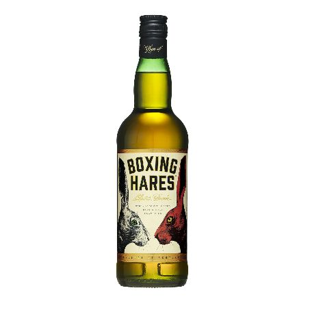 Boxing Hares Whiskey