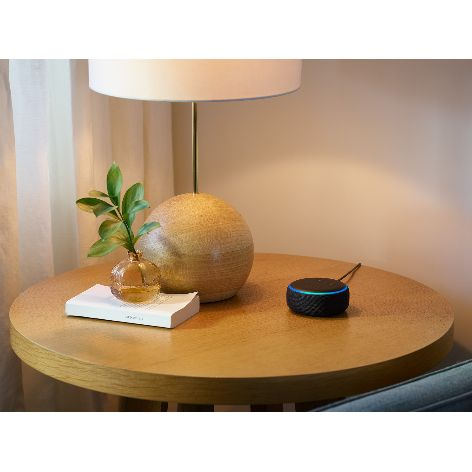 Echo Dot, Charcoal, Side Table.jpg