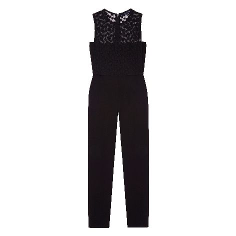 French Connection Damen Chelsea Beau S/Lss Jumpsuit
