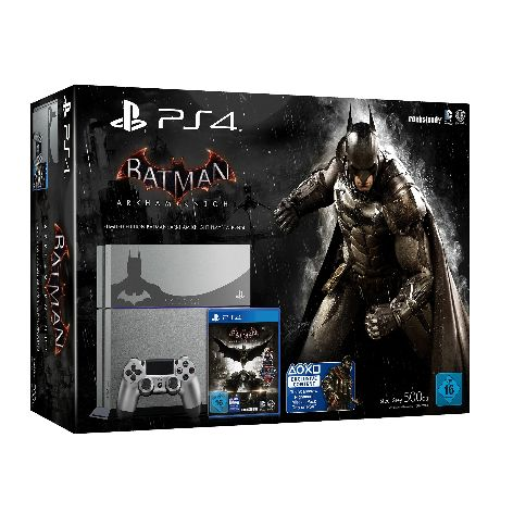 Limited Edition PS4 mit Batman: Arkham Knight (exklusiv bei Amazon.de)