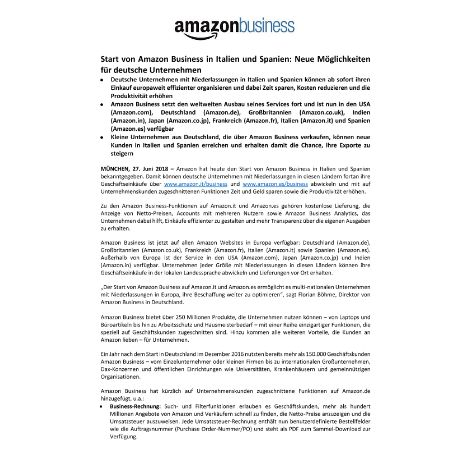 180627_Amazon-Business-startet-in-Italien-und-Spanien_PM